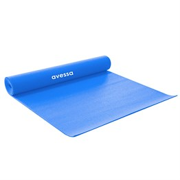 Pilates Yoga Mat Pvc 4 mm