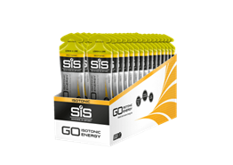 SiS GO Isotonic Energy Jel 60 ML 30 Paket (Limon)